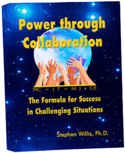 Dr. Stephen Willis PtC Formula collaboration expert, team and executive coaching and training, consulting, speaking